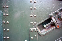 Construcciones del tanque Fotos de archivo libres de regalías