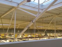 Construcciones del techo Imagen de archivo