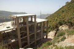 Construcciones, Lebabon Imagenes de archivo