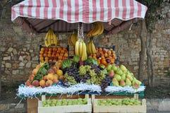 Constructeur de fruit Photos libres de droits