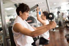 Constructeur de muscle image libre de droits