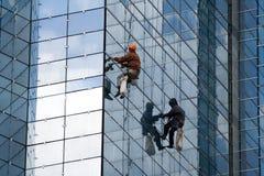 Constructeurs Photo libre de droits