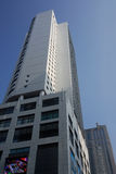 Construction à Chongqing 2 Photographie stock libre de droits