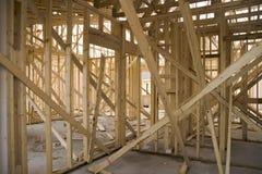 Construction à la maison 1 Images libres de droits