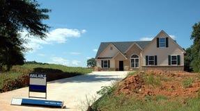Construction à la maison Photo stock
