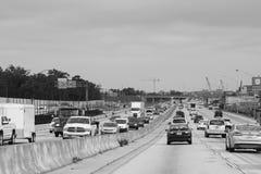 Construction à Orlando, la Floride Photographie stock