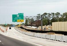 Construction à Orlando, la Floride Photo libre de droits