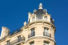 Construction à Paris Photo stock