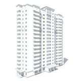 Construction à plusiers étages Image libre de droits