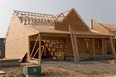 Construction 03. Year 2005 ashawa Stock Photography