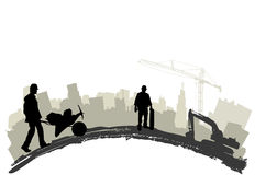 Construction Royalty Free Stock Images