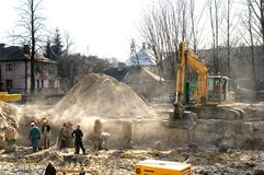Construction Images libres de droits