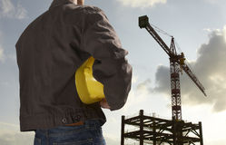 Construction Image stock