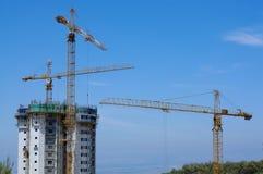 Construction Photos libres de droits