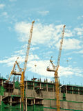 Construction Royalty Free Stock Photography