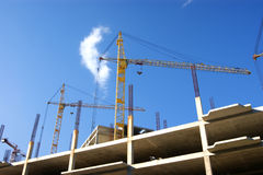 Construction_3 Royalty Free Stock Photo