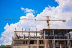 Construction Image stock