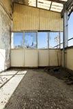 Construction abandonnée photo stock