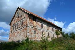 Construction abandonnée Photographie stock libre de droits