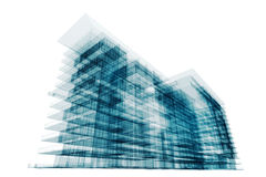 Construction abstract built royalty free illustration