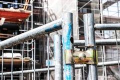 Construction abstract Stock Photo