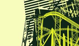 Construction abstraite Image libre de droits