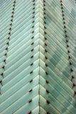 Construction abstraite - hublots en verre Photo stock