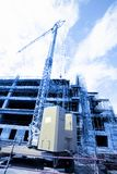 Construction activity Royalty Free Stock Images