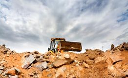 Construction Activity Royalty Free Stock Image