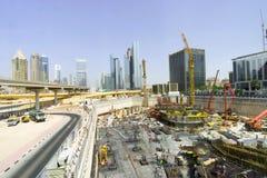 Construction activity Royalty Free Stock Photos