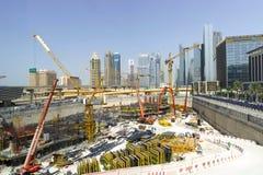 Construction activity Royalty Free Stock Image