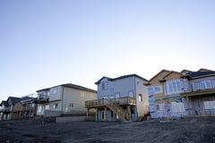 Construction in Alberta, Canada Royalty Free Stock Photo
