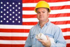 Construction Amérique Images stock
