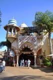 Construction antique à Orlando universel Photo stock
