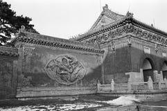 Construction antique Photo stock