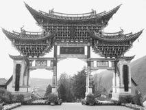 Construction antique Photo libre de droits