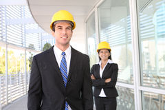 Construction  Architect Team Stock Photography