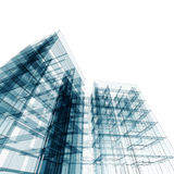 Construction architecture Royalty Free Stock Images