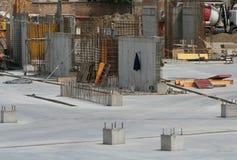 Construction area Stock Photo