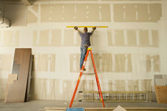 Interior construction Stock Images