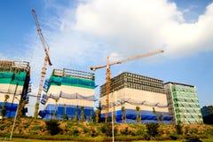 Construction area Stock Photos