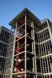 Construction avec l'escalier Image libre de droits