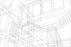 Construction Background 5 Stock Images