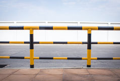 Construction barrier Royalty Free Stock Photography