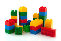 Construction blocs Stock Images