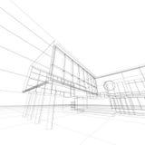 Construction blueprint Stock Photos
