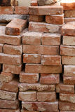 Construction Bricks Royalty Free Stock Photo