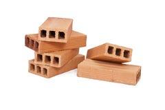Construction bricks Stock Photography