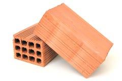 Construction bricks Royalty Free Stock Photos
