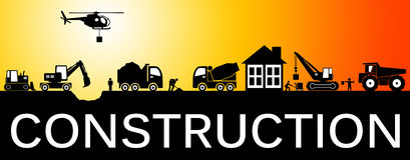 Construction vector illustration